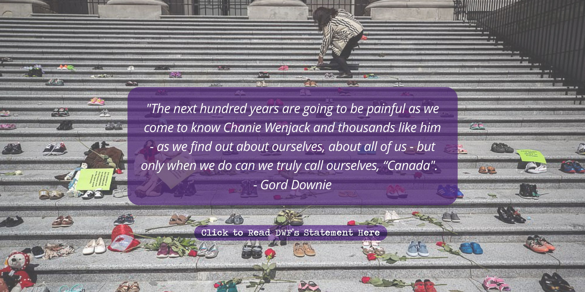 Gord Downie quote